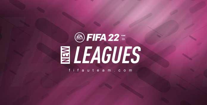 حذف 12 تیم مطرح فوتبال اروپا از بازی فیفا 22