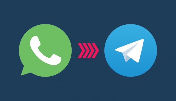 چگونه پیامهای واتساپ را به تلگرام منتقل کنیم؟