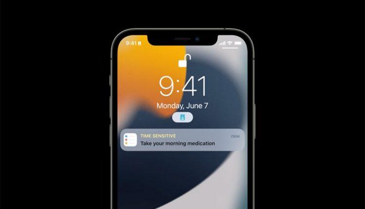 چطور نوتیفیکیشن ها را در iOS 15 مدیریت کنیم؟