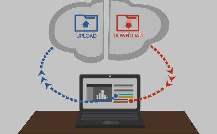 دانلود و آپلود در فضای اینترنت چه تفاوتهایی دارند؟