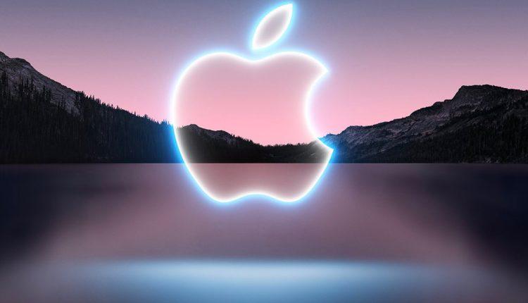 رویداد رونمایی از آیفون 13 اپل
