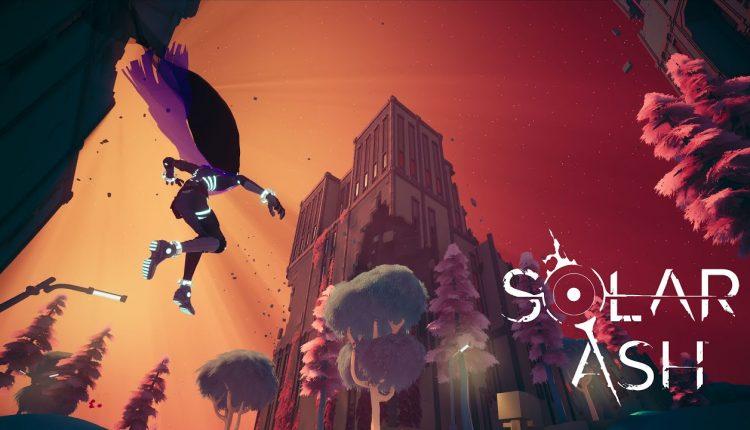 تاریخ انتشار بازی Solar Ash تغییر کرد